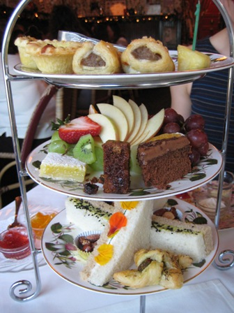 Queen Mary Tea Room | SweetTooth In Seattle
